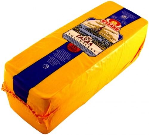 Гауда сыр 45%(Мордовия) - фото 4735