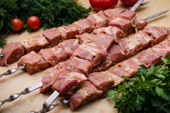 Шашлык из свиной шейки - фото 5088