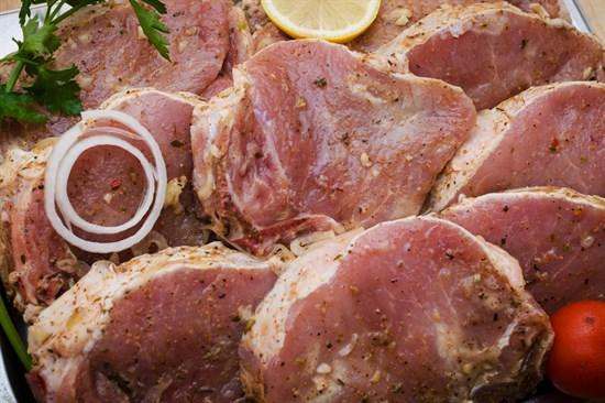 Шашлык из свиной корейки - фото 5137
