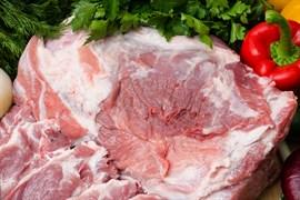 Свиная шейка на косточке - фото 4990