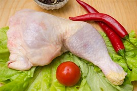 Куриный окорочок - фото 5069