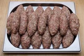 Люля-кебаб из говядины с бараниной